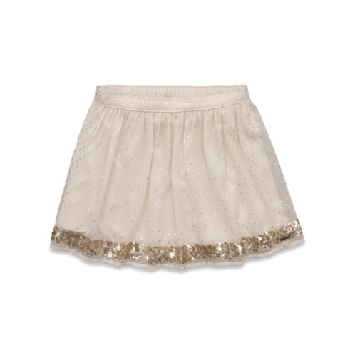 Womens Elicia Shine Skirt