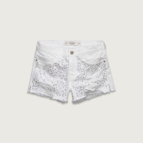 Featured Items A&F High Rise Short-Shorts