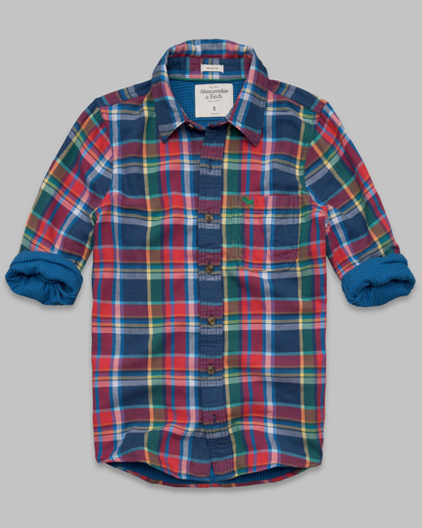 Mens Cascade Lakes Shirt