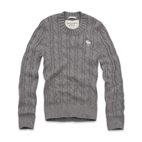 Mens Wolf Pond Sweater