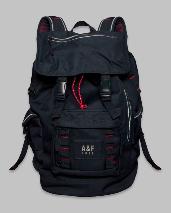 Mens A&F Technical Backpack