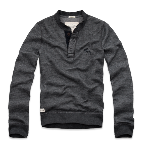 Mens Big Slide Mountain Henley