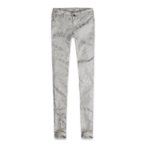 Featured Items A&F Mid Rise Jeggings
