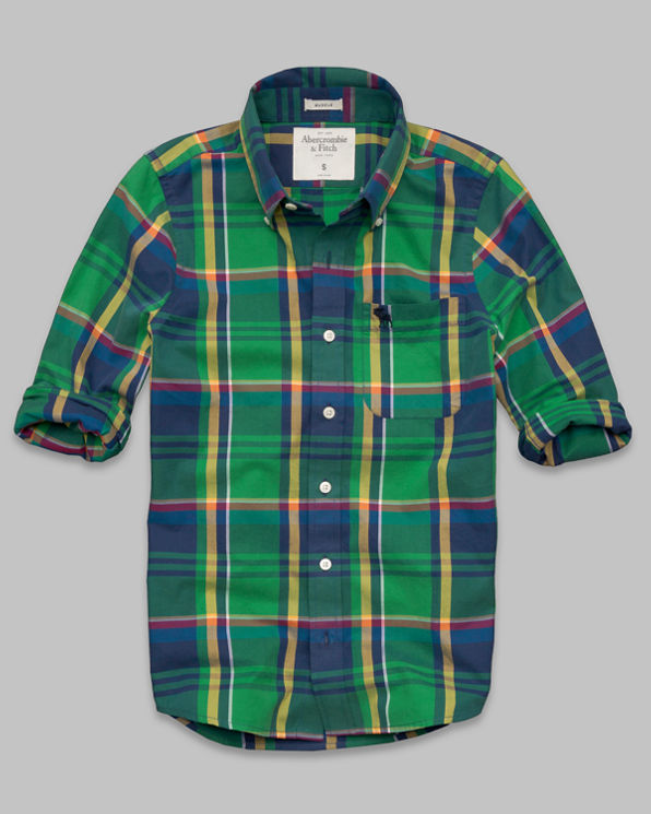 ANF Allen Mountain Shirt