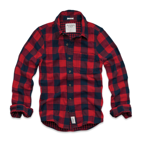 Mens Redfield Mountain Shirt