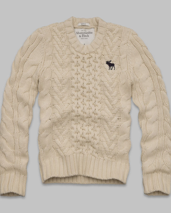 ANF Pitchoff Mountain Sweater