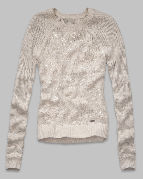 Womens Hilary Shine Sweater