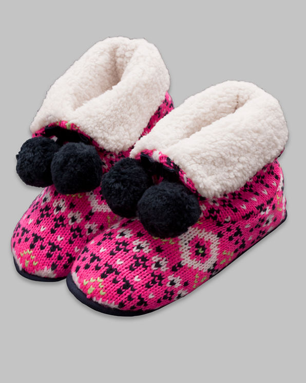 Womens Cozy Slippers