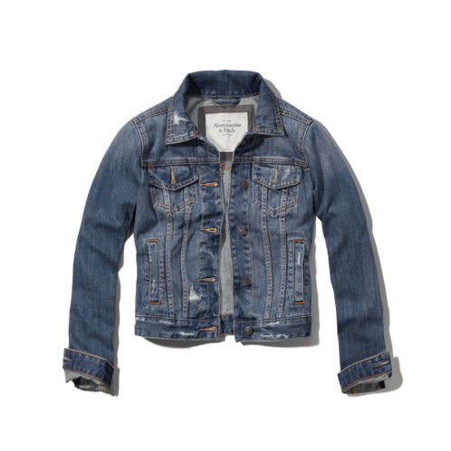 Day-to-Night Dresses Caroline Denim Jacket