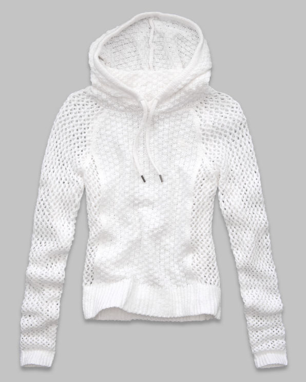 Womens Natasha Hooded Sweater