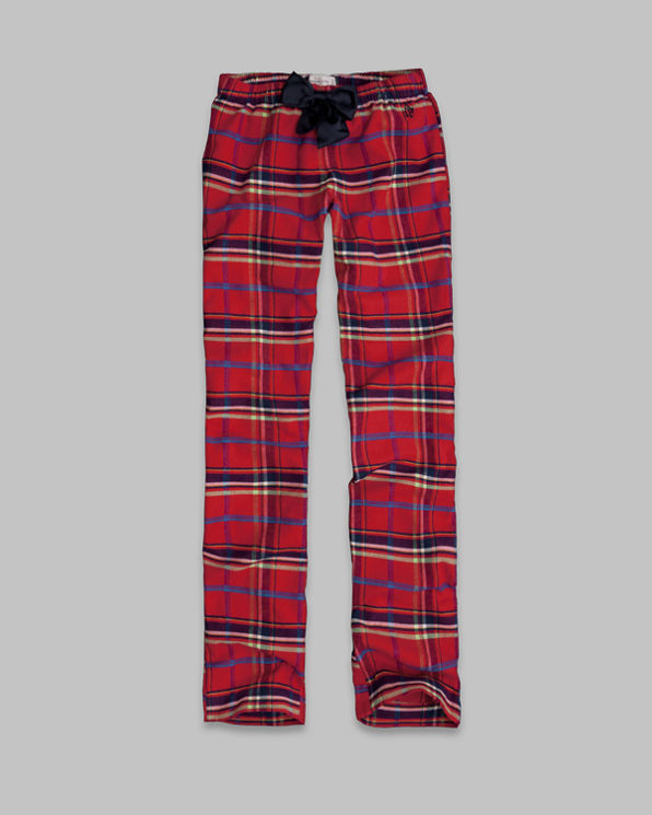 Womens Britt Flannel Sleep Pants