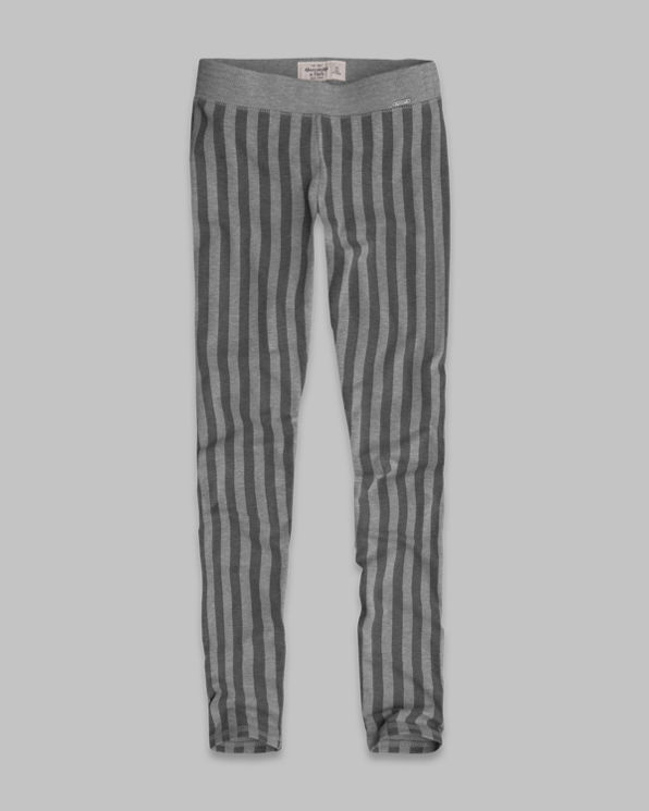 ANF A&F High Rise Leggings