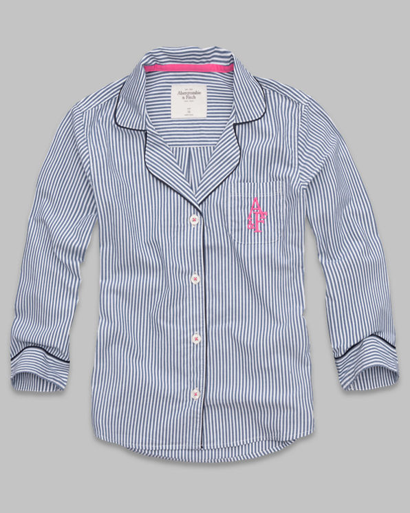 Womens Belle Sleep Shirt