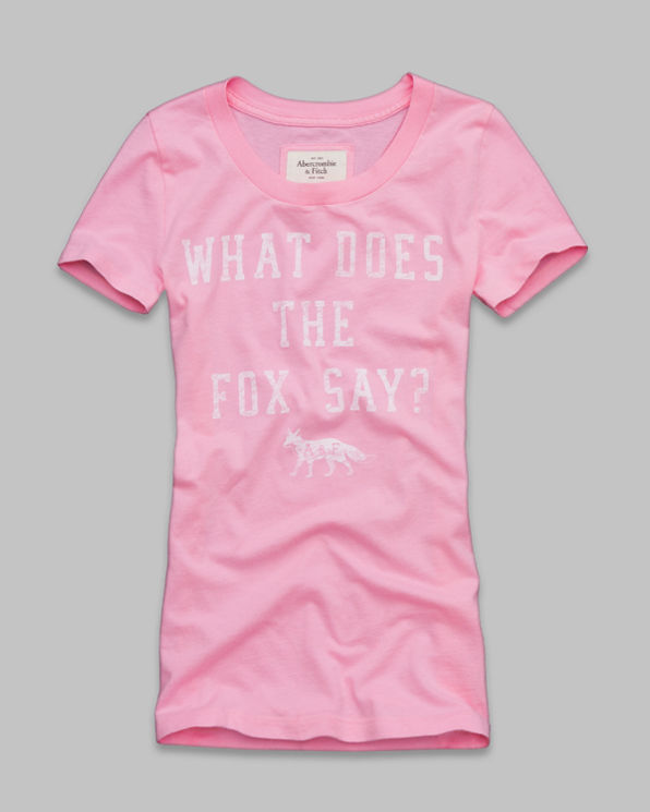 Fox Graphic Tee Fox Graphic Tee