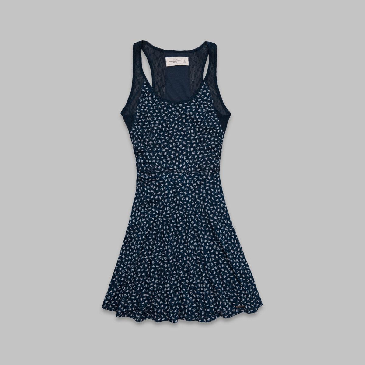 Audrey Skater Dress