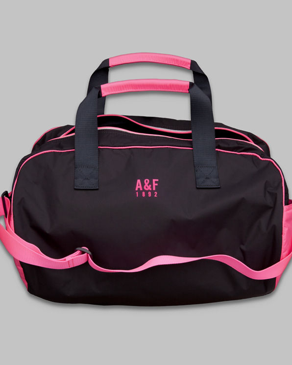 Womens A&F Active Gym Duffle