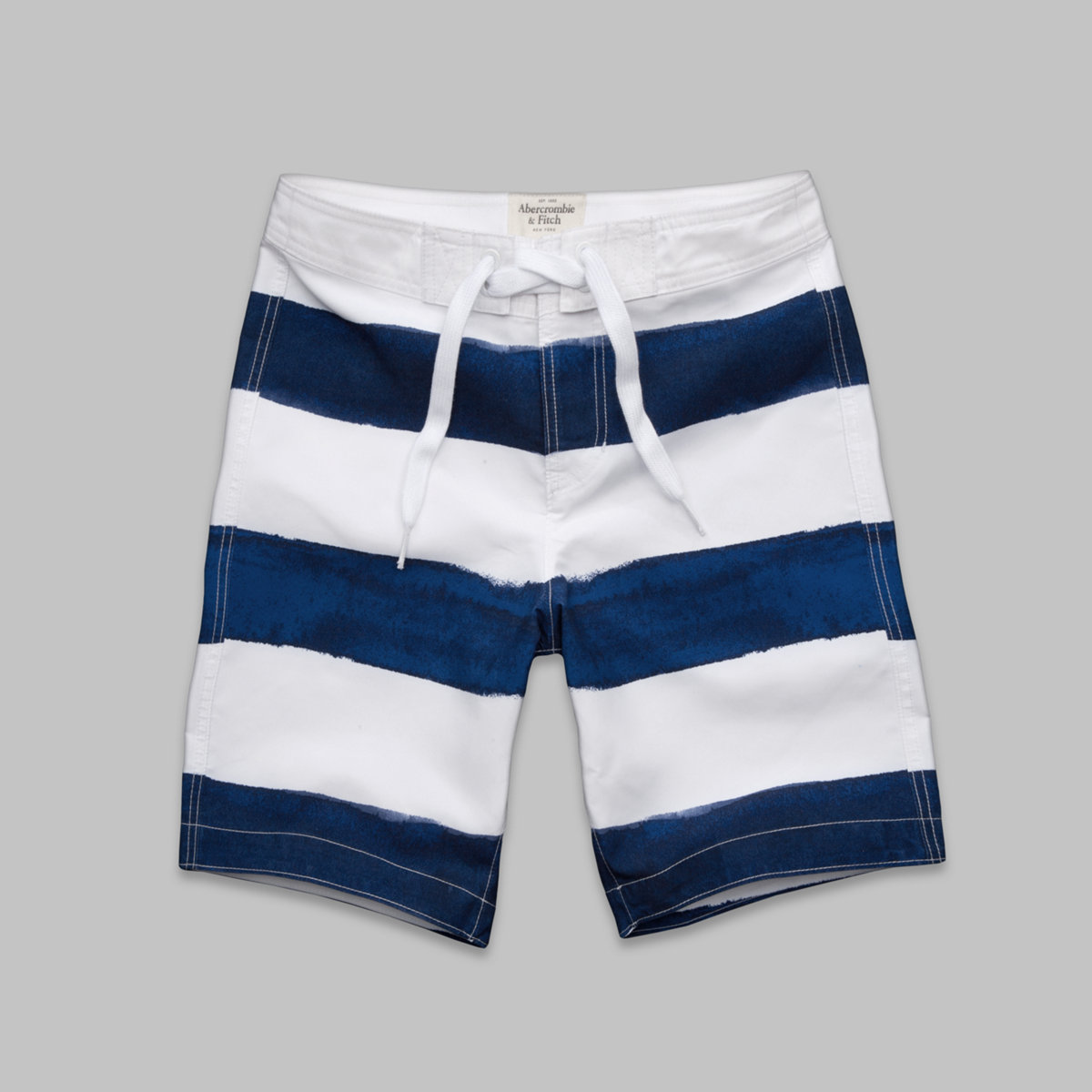 A&F Classic Fit Swim Shorts
