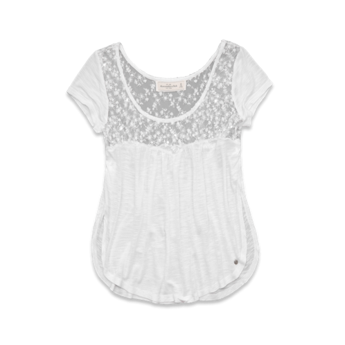 Womens Macey Shine Top