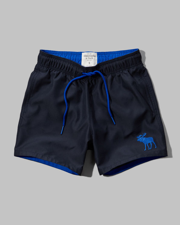 A&F Campus Fit Swim Shorts A&F Campus Fit Swim Shorts