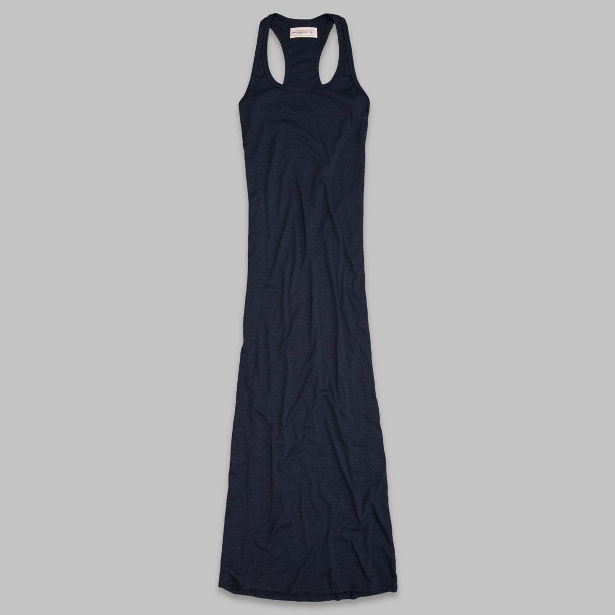 Heather Knit Maxi Dress