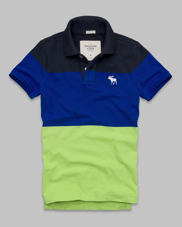 ANF Hough Peak Polo