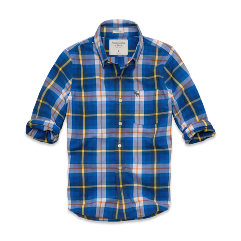 Mens Kempshall Mountain Shirt
