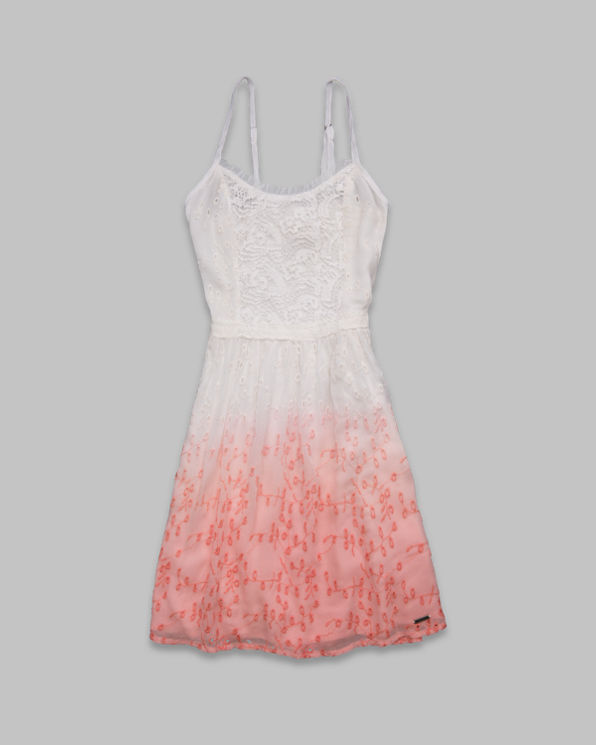 Womens Reid Lace Dress