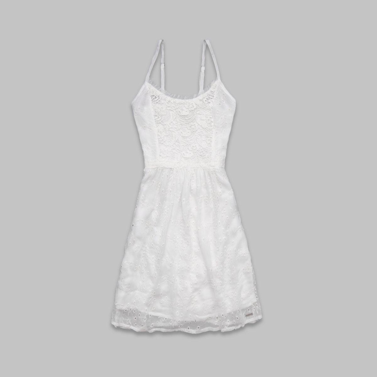 Reid Lace Dress