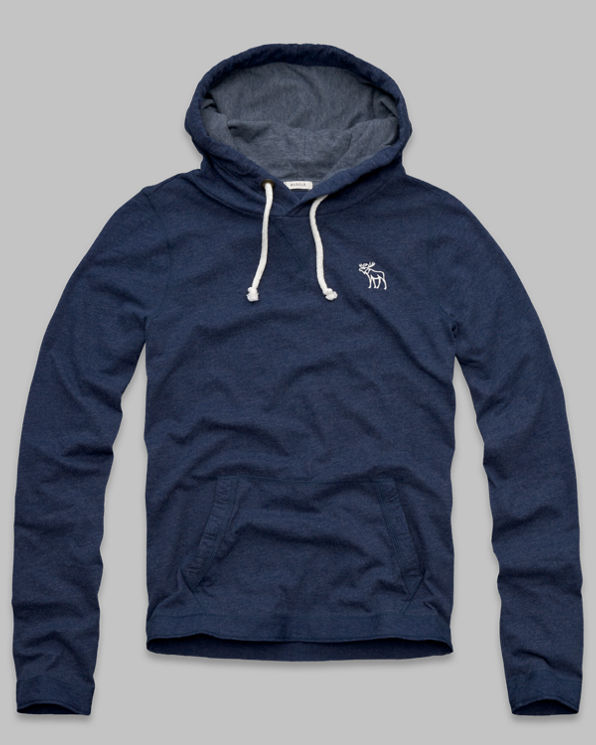 Mens Newcomb Lake Hooded Tee