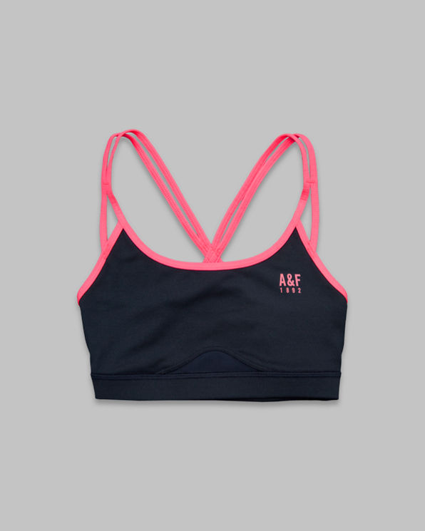 Womens A&F Active Sports Bra