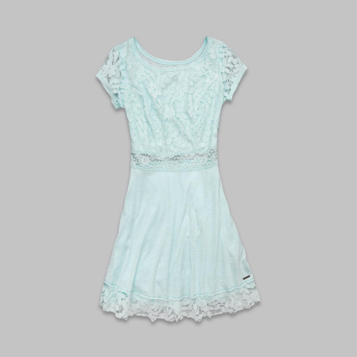 Molly Knit Skater Dress