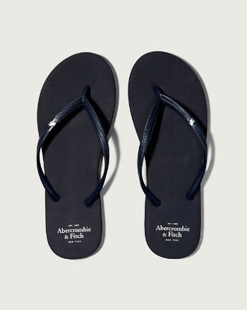 Womens Rubber Flip Flops