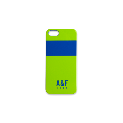 Mens A&F iPhone Case