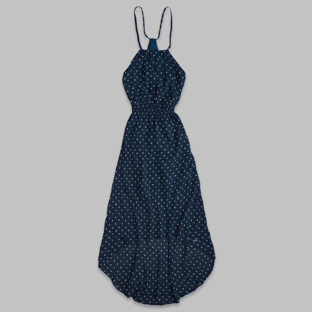 Jessa Chiffon Maxi Dress
