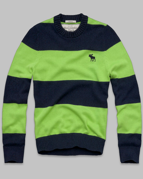 ANF Shaw Pond Sweater