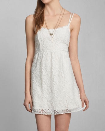 ANF Adriana Swing Dress