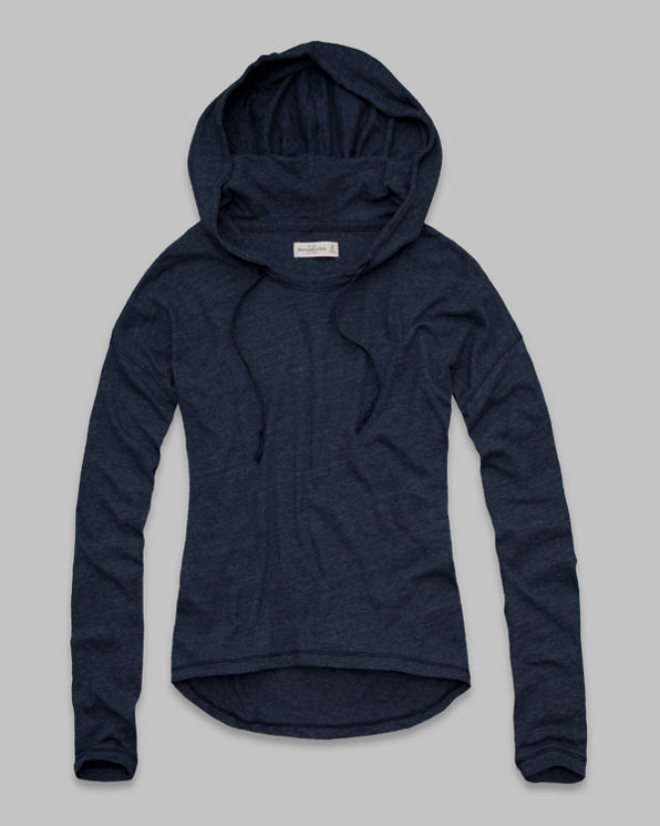 Megan Hooded Tee Megan Hooded Tee
