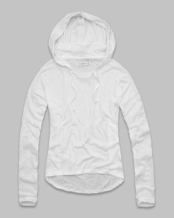 ANF Megan Hooded Tee