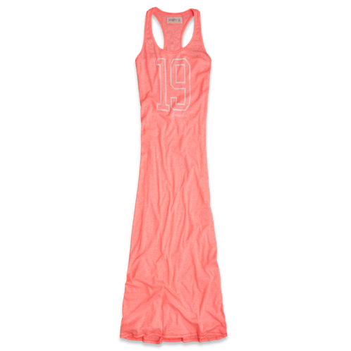 Womens April Knit Maxi Dress