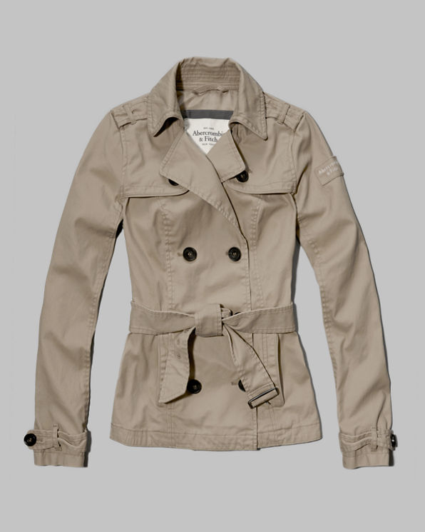Ainsley Trench Coat Ainsley Trench Coat