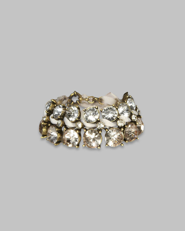 Womens Jeweled Bracelet
