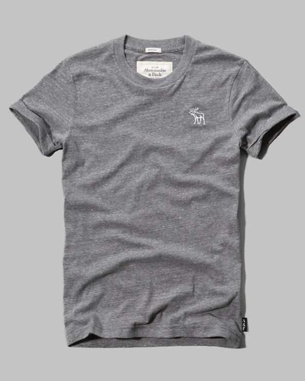 Mens Cobble Hill Rolled Cuff Tee