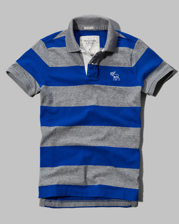 Mens Lake Placid Polo