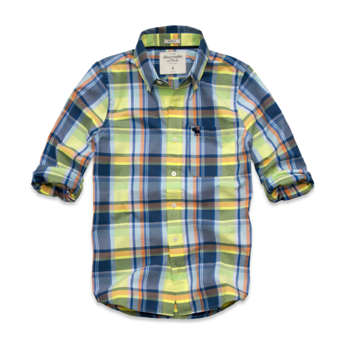 Mens Indian Falls Shirt