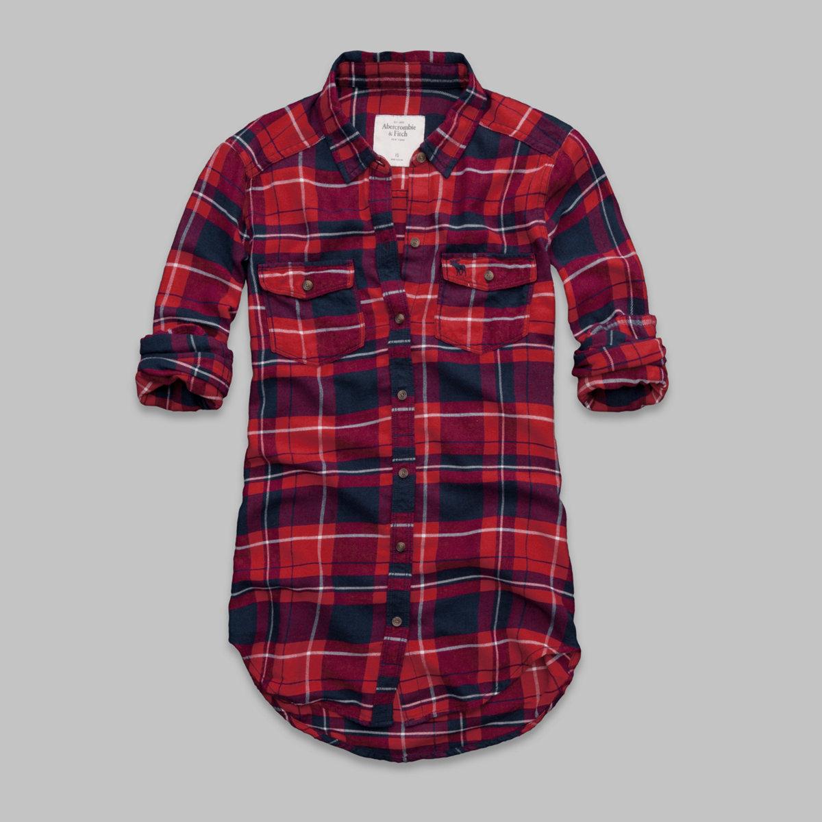 Shannon Flannel Shirt