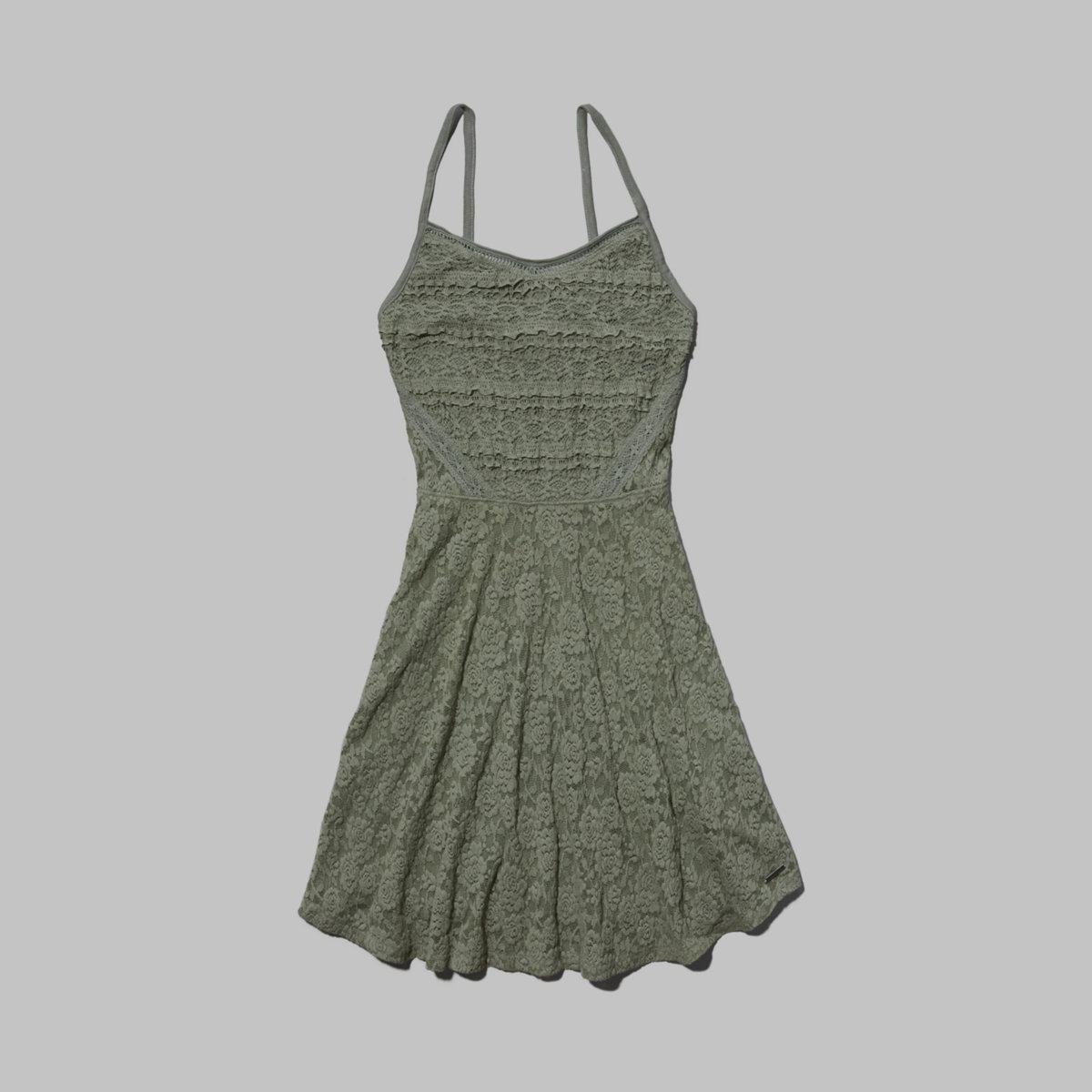 Kristen Lace Dress