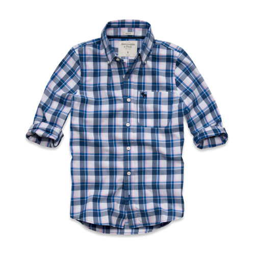 Mens Gilligan Mountain Shirt