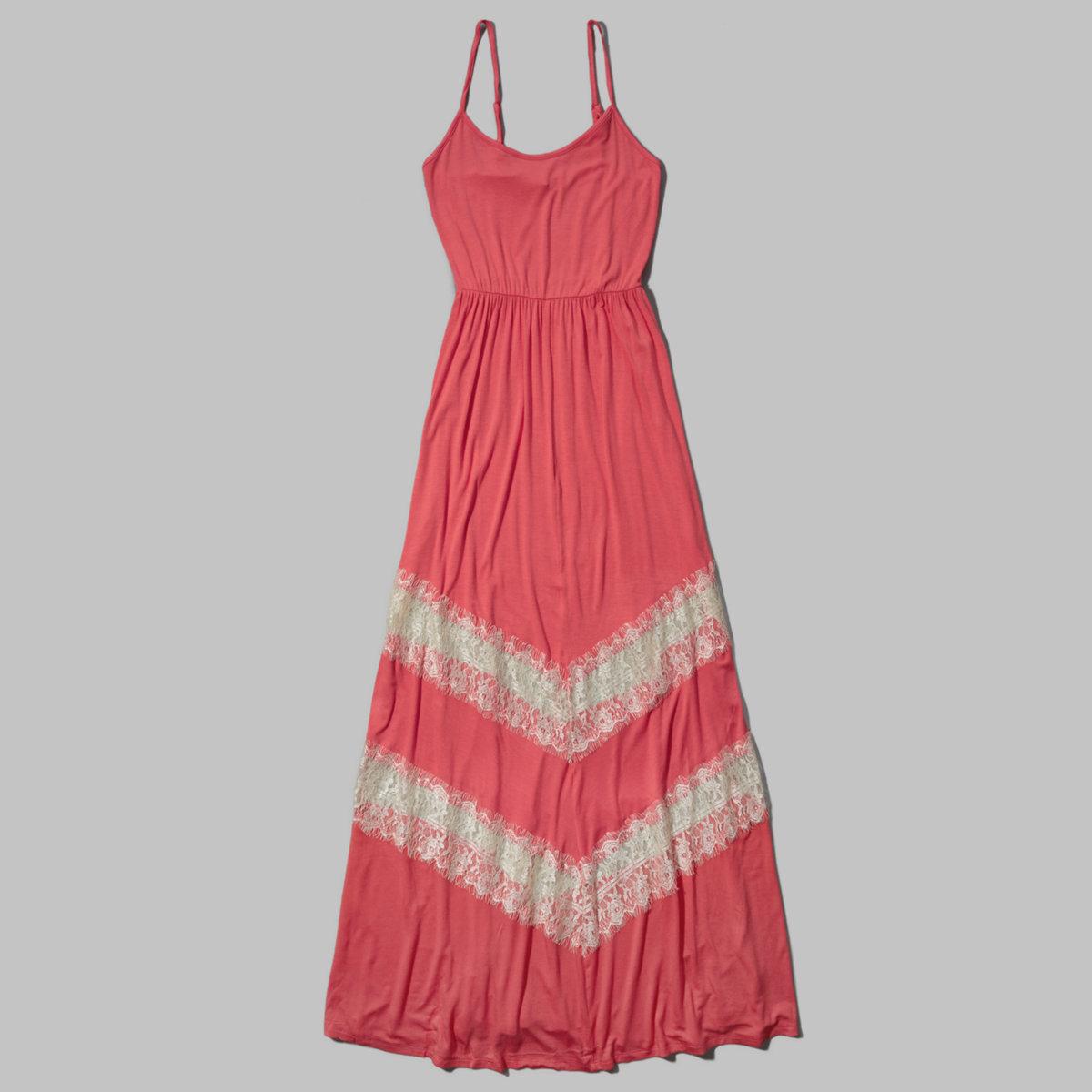 Monica Maxi Dress