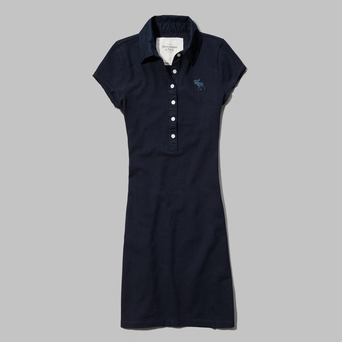 Micah Polo Dress