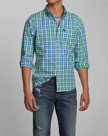 ANF Upper Hudson Shirt